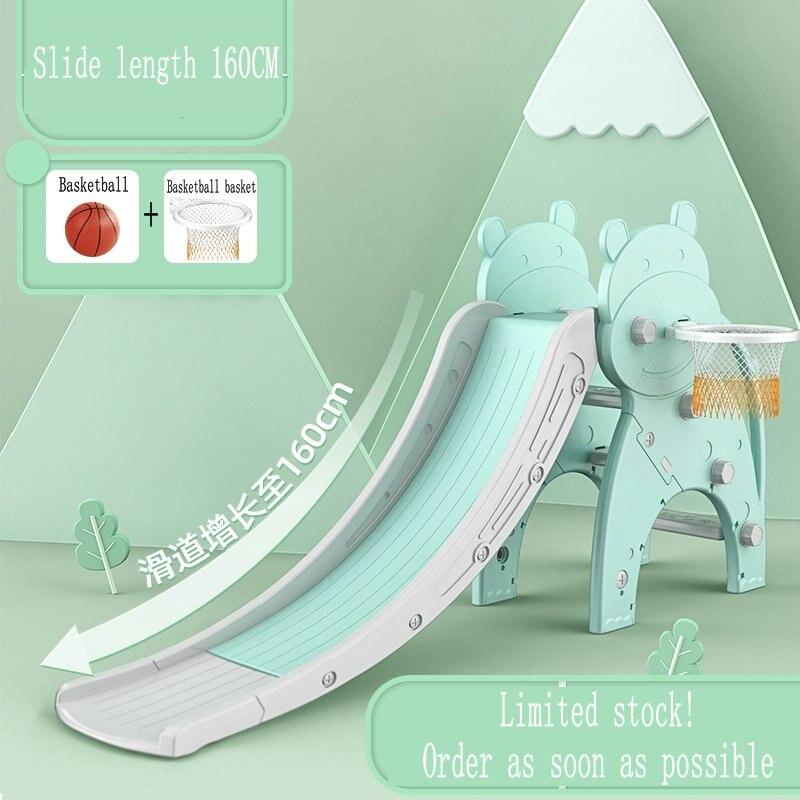 Baby Slide Household Small Children's Slide Indoor Paradise Kindergarten For Babies And Children