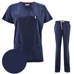 Doctor Nurse Pet Beauty Uniform Team Hospital