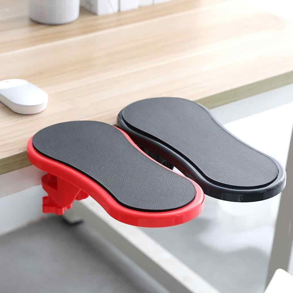 Desk Attachable Cmputer Table Arm Support Mouse Pads Arm Wrist Rests