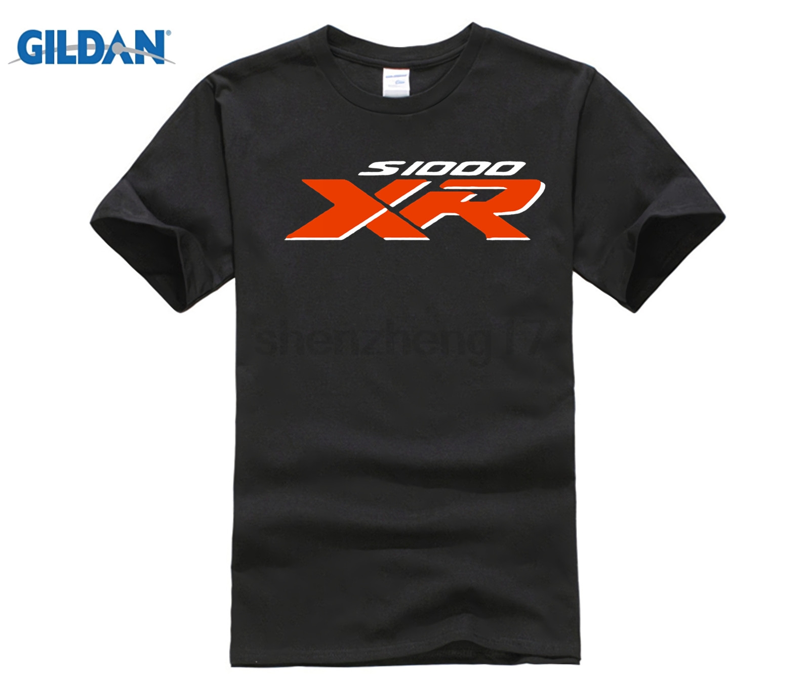HOT Deals 2019 New T Shirts Unisex Funny Tops Tee Basic Models S1000Xr T-Shirt For Fans Motorcycles Shirt S 1000 Xr Personality image