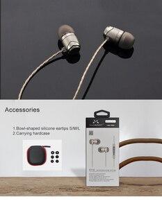 Image 5 - SoundMAGIC E11C ชนิดใส่ในหูหูฟังพร้อมไมโครโฟน Universal Remote ปลั๊ก 3.5 มม.เข้ากันได้กับ Apple และ Android