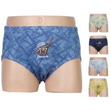 Kids Underwear Cotton Panties Boys Briefs Cartoon for Breathable Child 5pcs/Lot