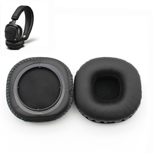 1Pair Earphone Ear Pads Replacement For Marshall MID ANC Bluetooth Headphones Earpads Sponge Soft Foam Cushion Eh#