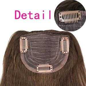 Image 2 - Eseewigs 4B 4C Afro Kinky завитые человеческих волос хвостик для чернокожих женщин естественный цвет волос Remy 1 шт клип в Drawstring Ponytails