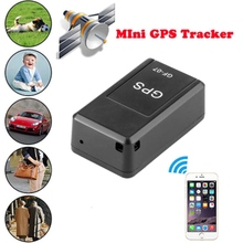 Car Magnetic Mini GPS Tracker For Truck Vehicle Kids Anti Lost Locator Device GSM GPRS Real Time Tracking