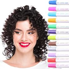 Crayon Chalk Pen Hair Color