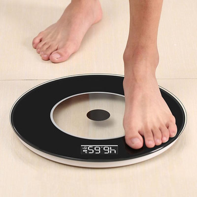 Bathroom Weight Scales Floor Electronic