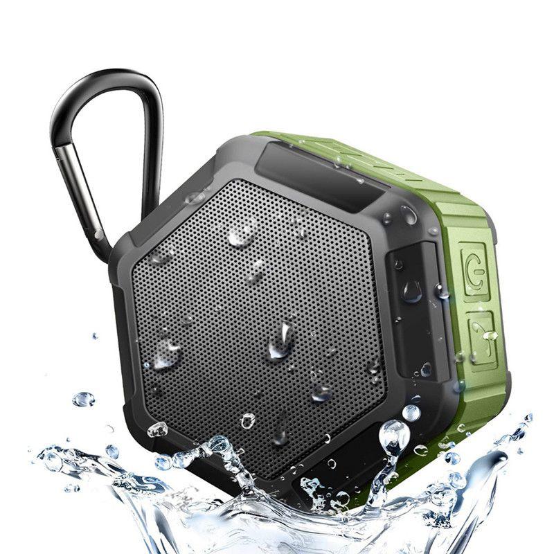 Bluetooth ao ar Portátil sem Fio Alto-falante para Esporte ao ar Ip65 à Prova Alto-falante Livre Subwoofer Poderoso Dmini Água Mini Equitação Ciclismo