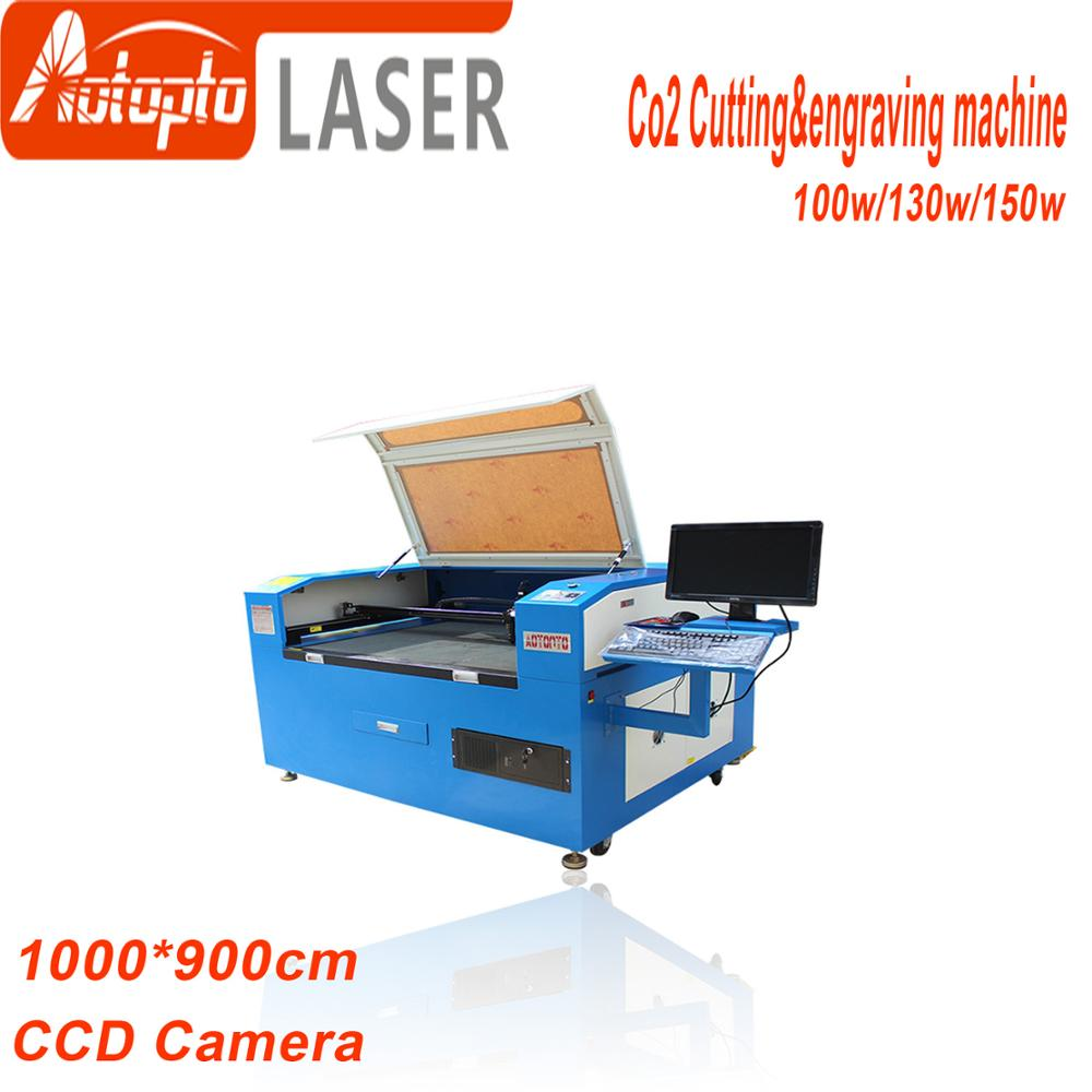 CCD Camera Co2 Laser Cutting&engraving Machine For Non-metal
