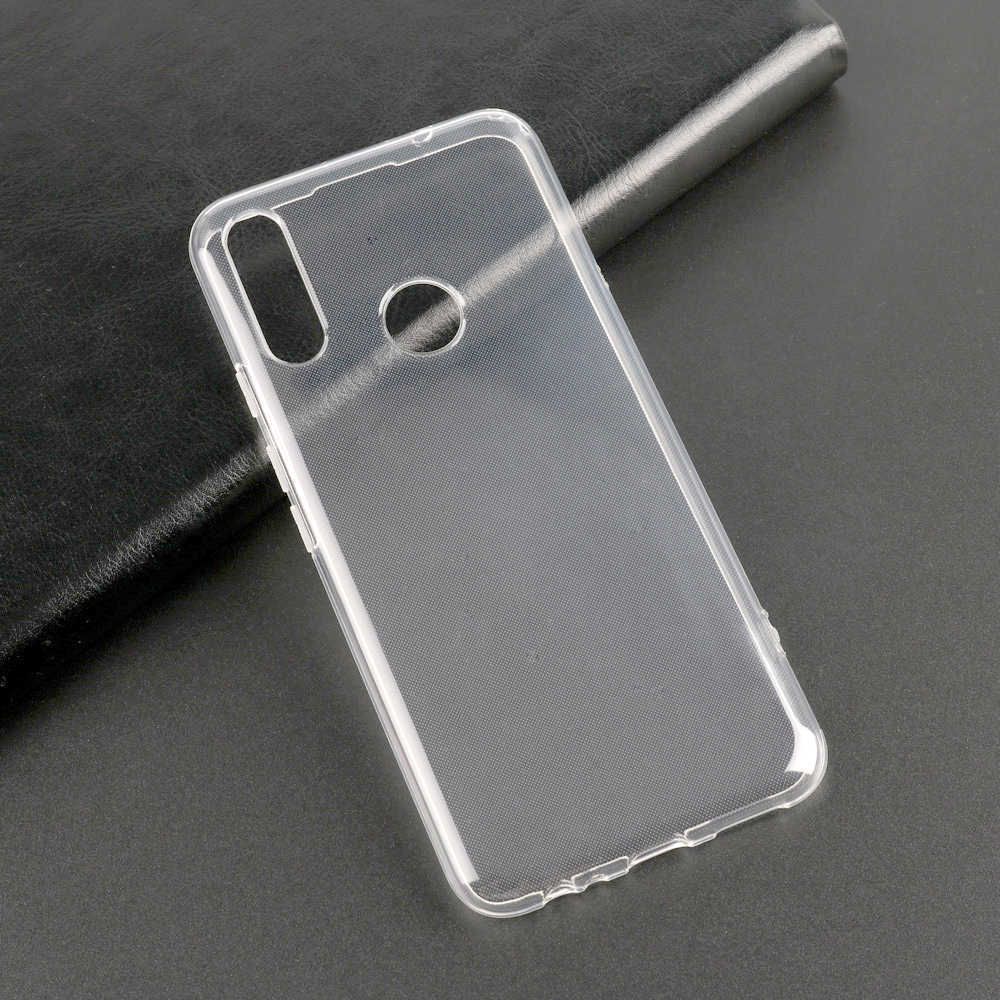 For Umidigi Power UMIDIGI A5 Pro Case Clear Transparent Cover Fit Plain TPU Silicone Soft Plain for UMI Power Back Phone Case