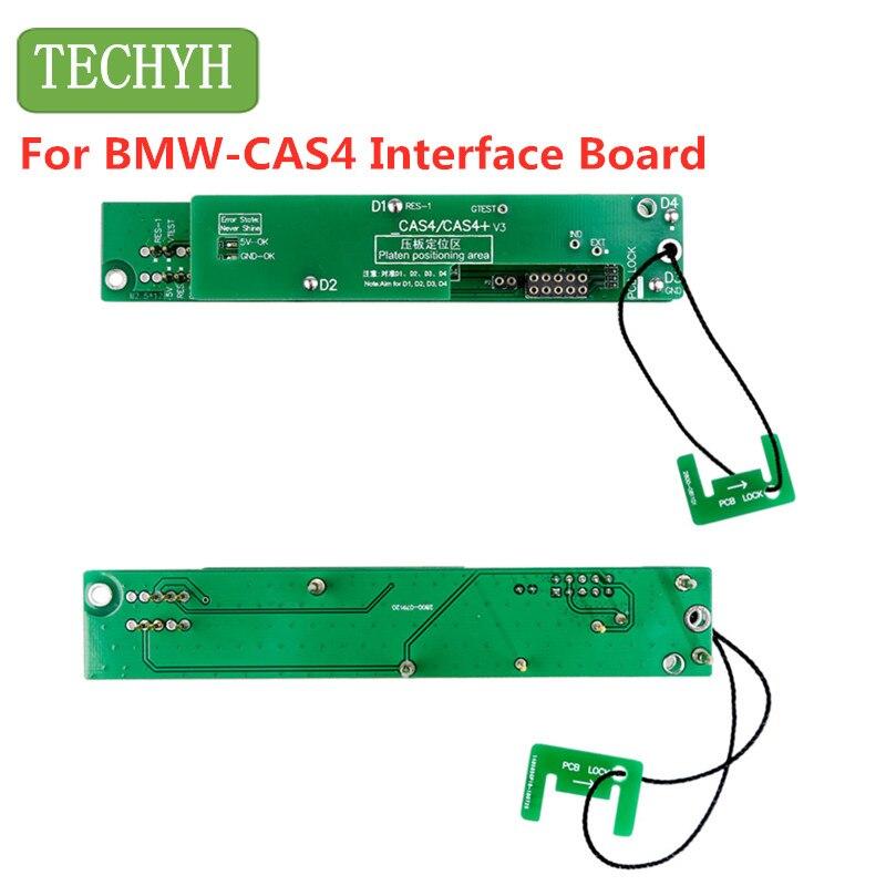 Yanhua mini acdp module1 immo chave programação e odômetro redefinir para BMW-CAS4 placa de interface