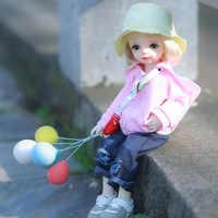 Muñecas de resina Napi Haru BJD 1/6 SD para niños, amigos, regalo sorpresa para niños y niñas