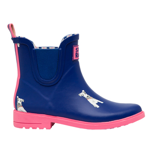 Image 3 - DRIPDROPยางธรรมชาติรองเท้าผู้หญิงข้อเท้าสั้นรองเท้าผู้หญิงลื่นแฟชั่นรองเท้าDalmatian Corgi Terrier