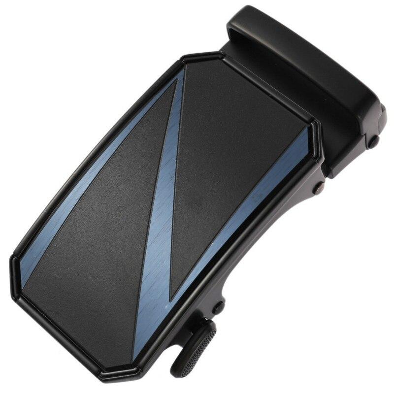 Men's Business Alloy Automatic Buckle Unique Men Plaque Belt Buckles For 3.5cm Ratchet Men Apparel Accessories LY136-22249