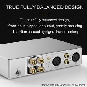 Image 5 - SMSL DA 8S 80 W/PC מלא מאוזן Bluetooth5.0 דיגיטלי מגבר AMP 80 W/PC מלא מאוזן Bluetooth מרחוק תמיכת aptX דה 8S DA8S