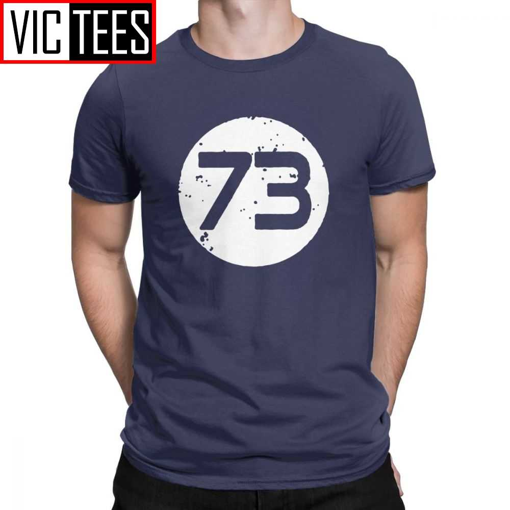 המפץ הגדול 73 גברים של T חולצות חנון TBBT Crazy טי חולצה קצר שרוול חולצות כותנה אירופה Camiseta