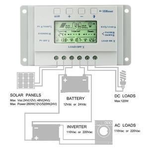 Image 5 - Panneau solaire 10A MPPT 12V/24V