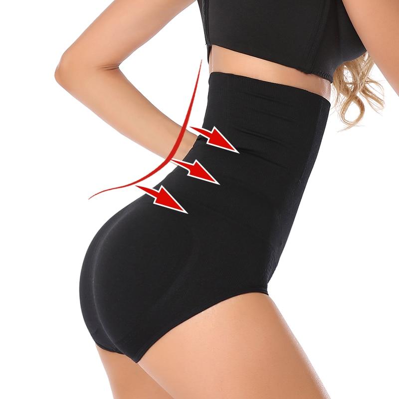 High-Waist Tummy Control Shapewear Panty - Beyond Baby Talk