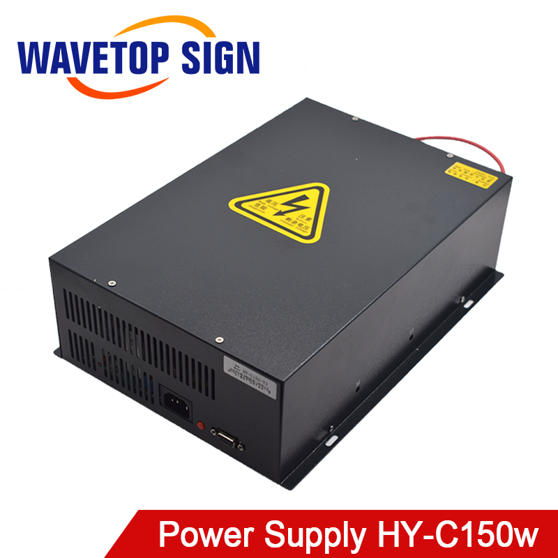 WaveTopSign CO2 Laser Power Supply HY-C150 150W Use For Co2 Laser Cutting And Engraving Machine