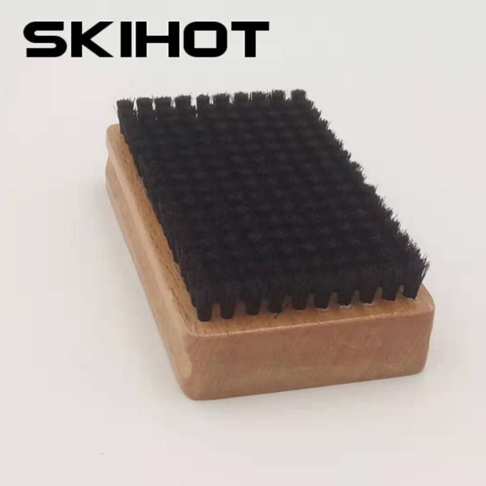 SKIHOT Snowboard Wax/wax Brush