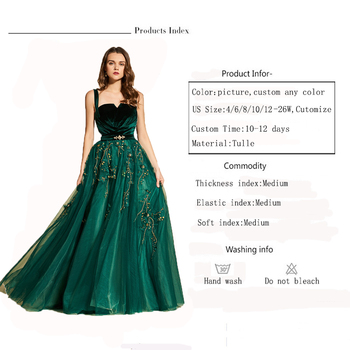 Dressv green long evening dress elegant spaghetti strap beading zipper up wedding party formal dress lace evening dresses 5