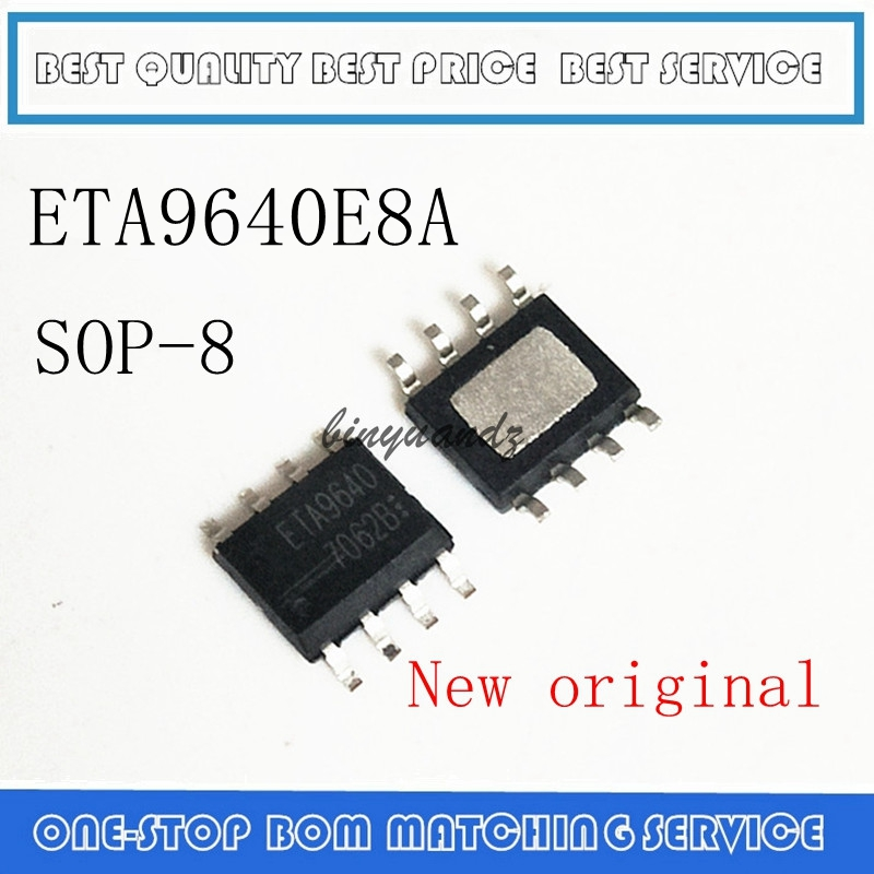 5PCS/LOT ETA9640 9640 SOP-8 NEW