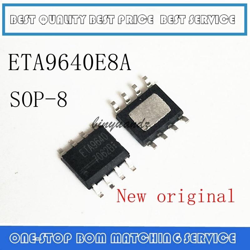 5PCS/LOT ETA9640 9640 SOP-8 NEW