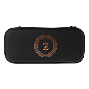 Image 2 - Novo interruptor saco de armazenamento de transporte rígido caso escudo de dois lados para zelda padrão para nintendo