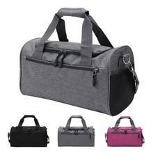 2020 Multifunction Large Capacity Men Sports gym Travel Bucket Bag Waterproof Duffle for Trip Suit Storage Hand Luggage Bags