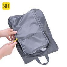 90FUN Multi-function Shoe Bag Nylon Waterproof Handbag Light Portable For Travel все цены