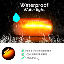 For Audi A3 A4 A6 S3 S4 S6 RS4 RS6 B6 B7 B8 Led Dynamic Side Marker Turn Signal Light Sequential Blinker Light Emark led flowing rear view dynamic sequential mirror turn water signal light for audi a3 a4 b8 b8 5 a5 8w a6 c7 rs6 s6 4g c7 5 q5 q7