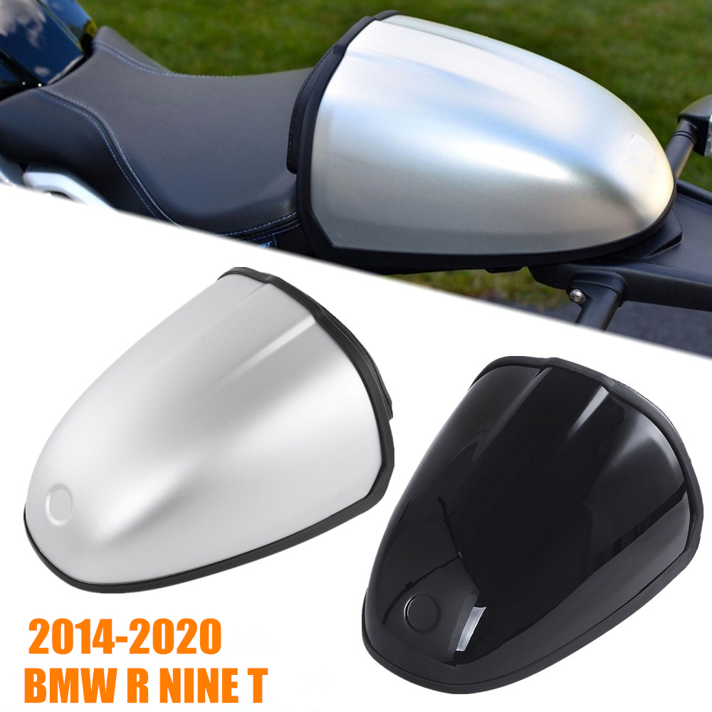 RNineT Accessories Rear Pillion Seat Cowl Swingarm Hump Cover Cowl Box For 2014-2020 BMW R Nine T R9T Racer 15 16 2017 2018 2019