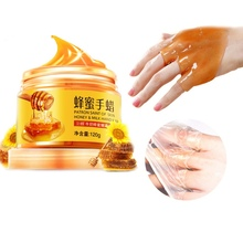 Beauty Milk Honey Paraffin Wax Hand Mask Hand Care Moisturiz