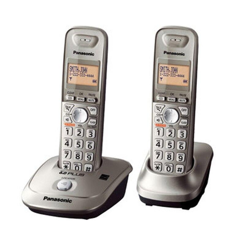 Цифровой беспроводной телефон с системой ответа, устройство для голосовой и электронной почты, ЖК-дисплей с подсветкой, беспроводной телеф...