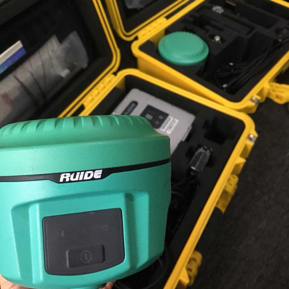 Nuovo R6 GPS RTK GNSS RTK GPS(1 + 1) con misurazione dell'inclinazione