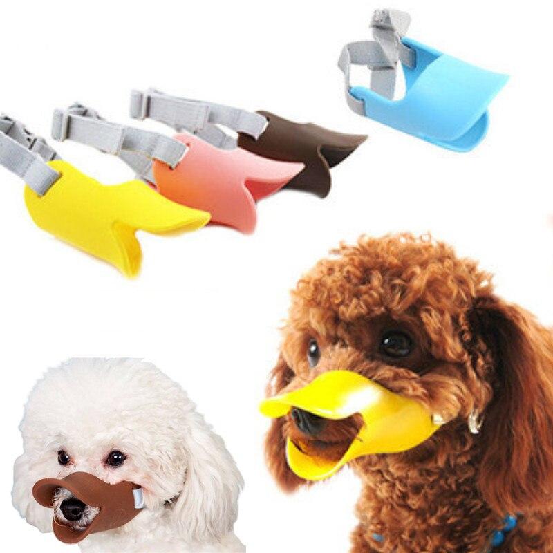 Силиконовая намордник для собаки, милая маска для рта утки, намордник против лая, укусов против укусов, маски против укусов для маленьких собак, товары для собак, аксессуары для домашних животных, 1 шт.|Сопла|   | АлиЭкспресс