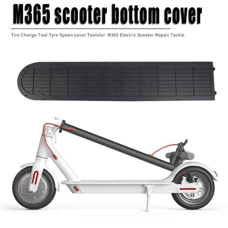 Scooter Bottom Battery Cover Anti-collision Plate Guard For Xiaomi Mijia M365