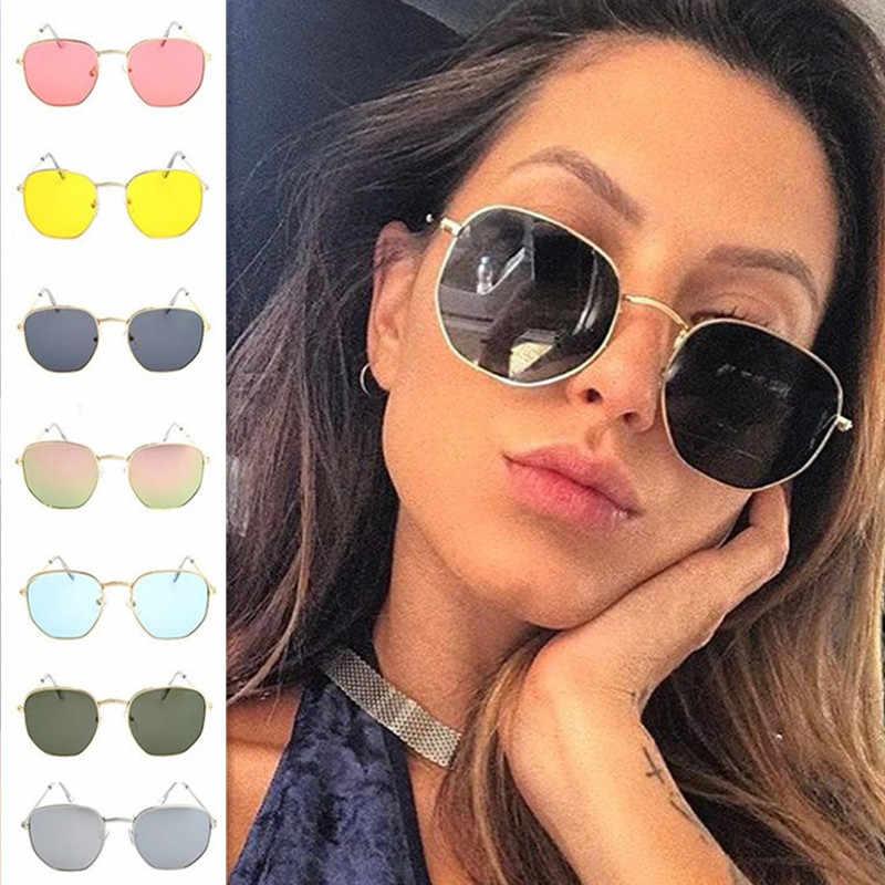Occhiali da sole Delle Donne 2020 di Alta Qualità In Metallo Classic Vintage di Moda Femminile Occhiali Da Sole Degli Uomini di Lusso Occhiali Oculos De Sol Masculino