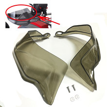 For R1200GS Adventure LC F800GS S1000XR R1250GS Brown Handguard Windscreen Windshield Motorcycle Hand Guards Shield Extension(China)