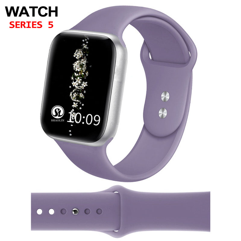SHAOLIN <font><b>42mm</b></font> Silm silicone <font><b>pulseira</b></font> bracelet Watchband Smart <font><b>Watch</b></font> Strap for <font><b>Apple</b></font> <font><b>watch</b></font> band <font><b>watch</b></font> 5 4 3 <font><b>2</b></font> for iWatch band image
