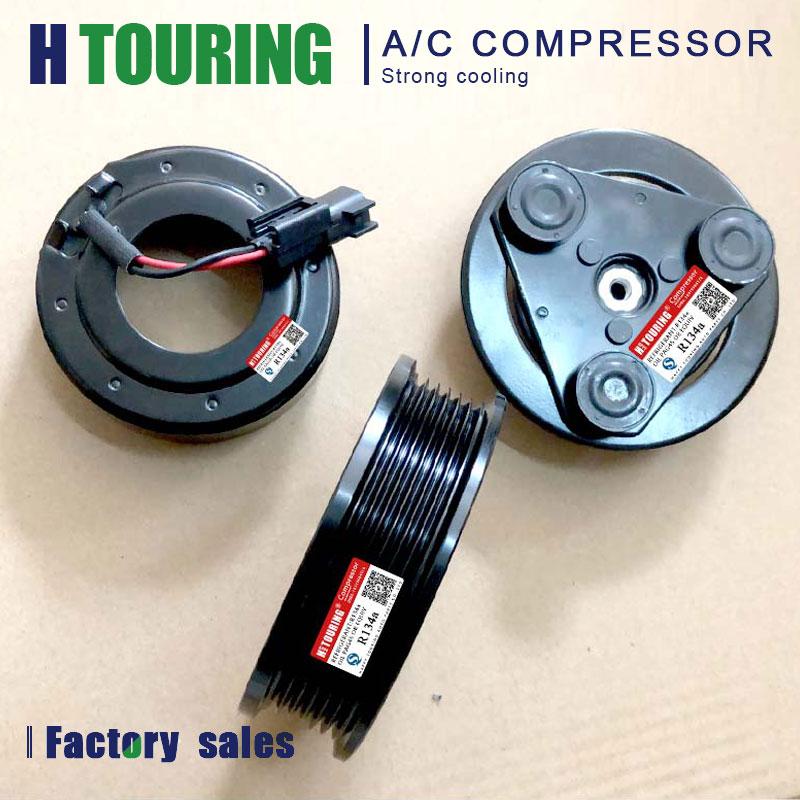 A//C Compressor Clutch for Ford Focus Mk3 Mondeo Mk4 Galaxy Mk2 Mazda 3 1.6 TDCi