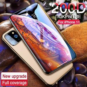 Image 5 - 200D szkło hartowane dla iphone 11 Pro 6 7 8 Plus osłona ekranu na iphone X XR XS MAX szkło ochronne na iphone 11 PRO MAX