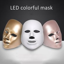 Beauty Equipment Led Photon Beauty Mask  Instrument Charging