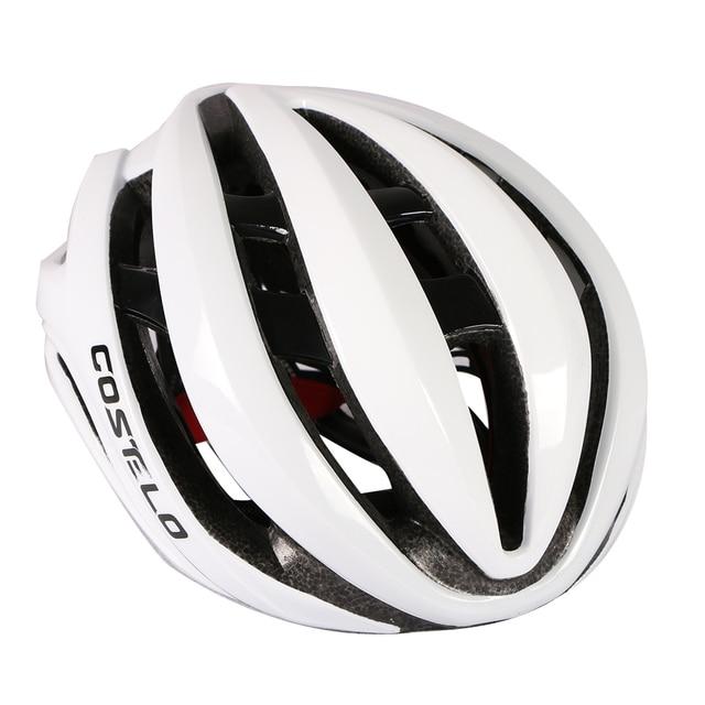 Traelo capacete aerodinâmico masculino para ciclismo, capacete esportivo, ar e vento, bike de estrada, 2020 3