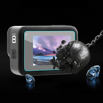 Szklany ekran chroni odporne na zadrapania powłoka folia ochronna do aparatu o wysokiej rozdzielczości do aparatu VDX99 tanie i dobre opinie centechia CN (pochodzenie) Kamera other