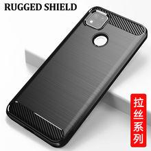For Xiaomi Redmi 9C Case for Xiaomi Redmi 9 9A Note 9 Pro 9S 8 8A 7A Mi Note 10 Lite Cover Silicone Shell Coque Funda Phone Case