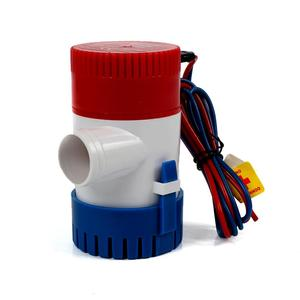 1100GPH 12V Electric Marine Submersible Water Pump For Boat RV Campers Durable Water Pump With Bilge Switch Boat Accessories