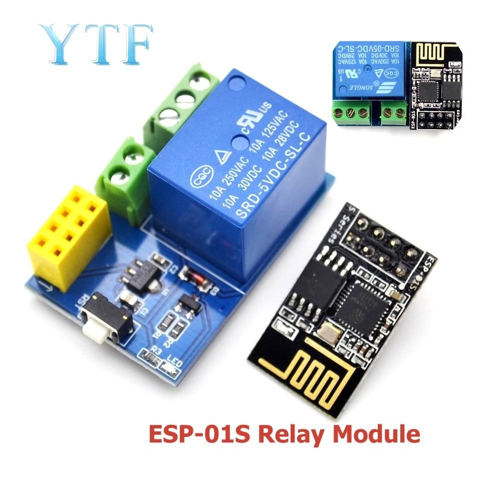 ESP8266 ESP-01S Relay Module WiFi Smart Socket