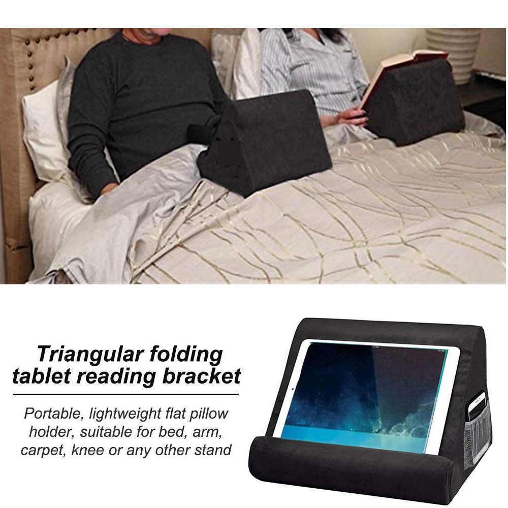מחשב נייד מחזיק Tablet כרית קצף Lapdesk משולב מחשב נייד קירור Pad Tablet Stand מחזיק מעמד חיק כרית שאר עבור Ipad