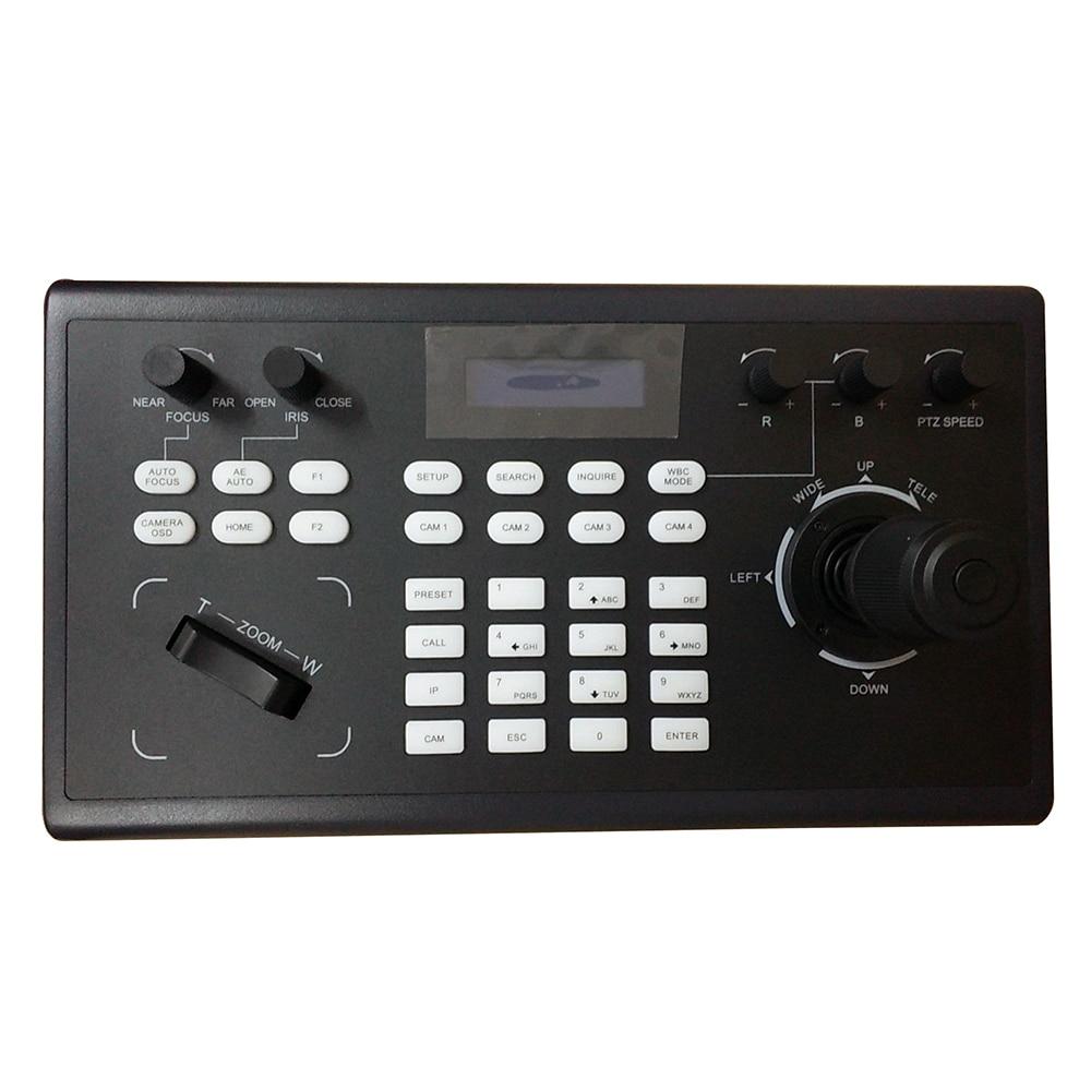 Controle da câmera do ip de hdmi sdi do controlador do joystick do ip de ptz com onvif visca-0
